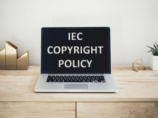 Copyright iec